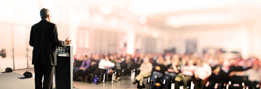 organisation de conférences