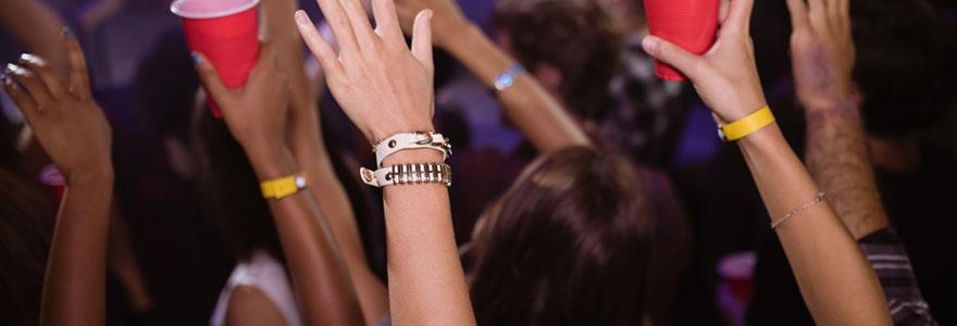 Bracelet-evenementiel