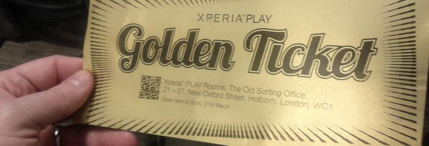 Ticket à gratter gagnant
