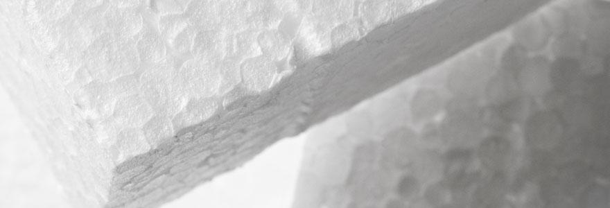 polystyrène expanse